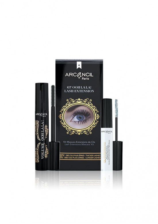 Kit OOHLALA ! Lash Extension